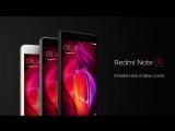 Обновленный смартфон Xiaomi Redmi Note 4
