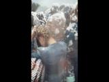 На карнавале в Заречном