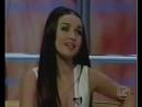 Наталия Орейро на шоу El lunes sin falta (Чили 18.06.2001)