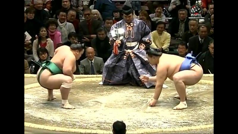 Hatsu Basho: Days 01-03 (2013)