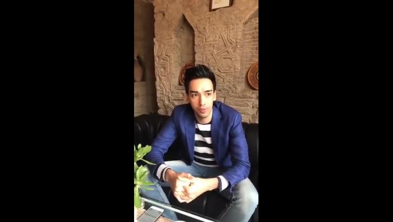 Sardor Milano - online suhbat Сардор Милано (Жасур Хамроев сухбати)