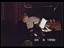 Sviatoslav Richter - Brahms Rhapsody G Minor Op.79_2