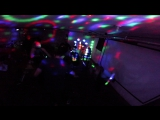 25th birthday neon dubstep sushi party feat Dj Murphy G.