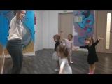 Танцевальная студия 2-3 года (самолеты)