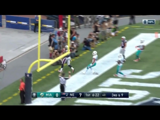 Jimmy Garoppolo Moves Ball Down the Field for Another TD!   Dolphins vs. Patriots