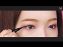 (ENG)블랙핑크 지수 불장난 메이크업 BLACKPINK Jisoo Playing with Fire Makeup ✧ Half Makeup ¦ 코코초