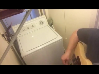 Зачем нужны барабаны, когда есть стиралка?