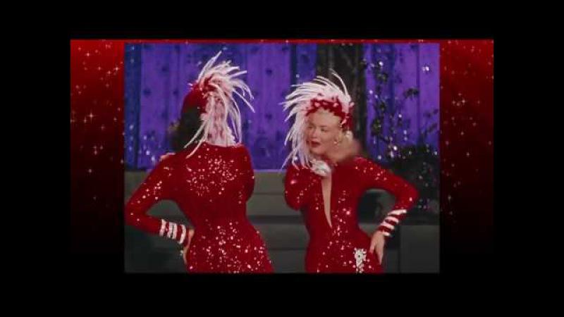 Мэрилин Монро и Джейн Рассел - Две малышки из Литл-Рока (перевод: Two little girls from Little R...