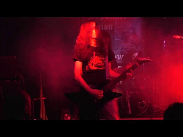 Ennui - Shadow Doom Festival VIII, Mona Club, Moscow, Russia 20-11-2016