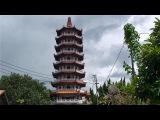 Malaysia  Borneo-Sabah - Pagoda Ling San Tuaran