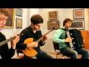 Музыка из фильма Пираты Карибского моря на народных инструментах
