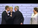 Жан-Клод Юнкер на саммите Восточного партнерства раздает оплеухи