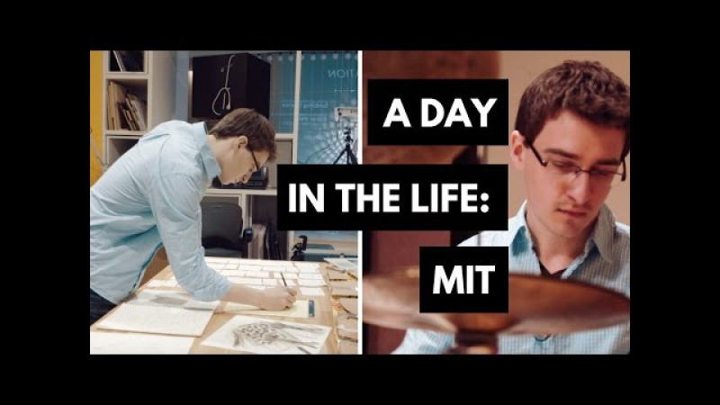 A Day in the Life MIT Student
