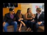 Maite Perroni en Ecuador Entrevista en BLN La Competencia Tour Love 2016