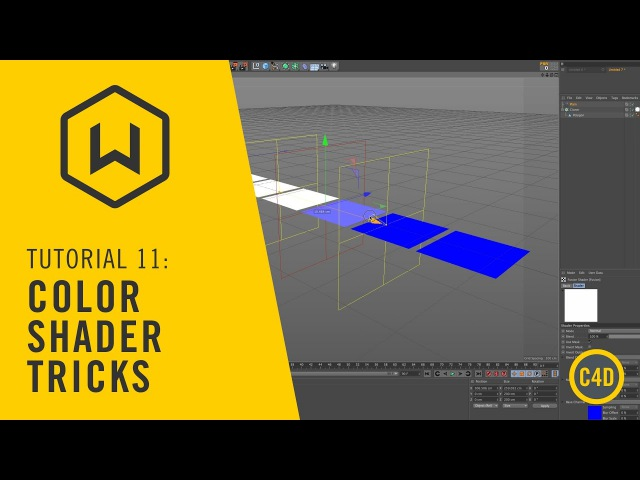 Tutorial 11: Color Shader
