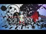 [1080/60fps Full]  Two Breaths Walking 二息歩行 -Hatsune Miku 初音ミク English Romaji Project DIVA FT