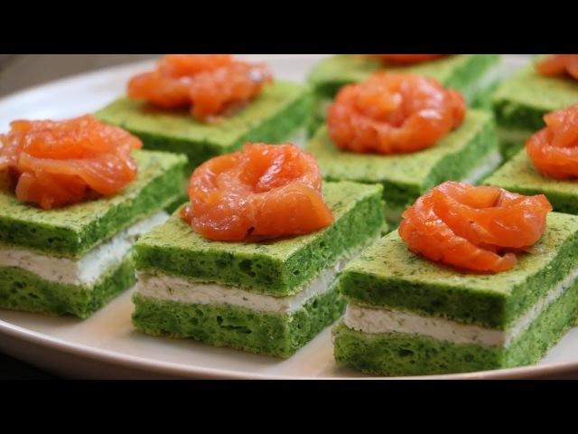 Закусочные Пирожные Новогодний Рецепт » Freewka.com - Смотреть онлайн в хорощем качестве