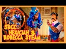 Hexiciah Robecca Steam SDCC MONSTER HIGH Review Revisión en Español