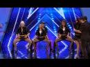 America's Got Talent 2017 German Cornejo Dance Company Full Audition S12E06