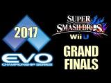 EVO 2017 SMASH WII U GRAND FINALS