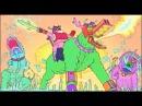 Psychedelic Trance mix 2017 Wrecking the Dancefloor 7 Anime Cartoon edition