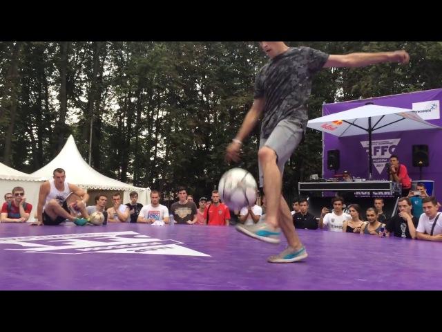 RFFC 2017 Полуфинал доп раунд Mcpro vs Pavlinoff