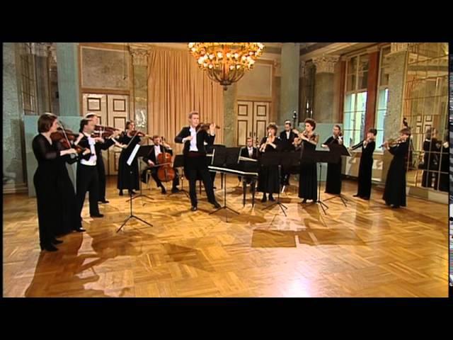 Bach: Brandenburg Concerto No. 4 in G major, BWV 1049 (Freiburger Barockorchester)