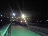 ЭТ2М-072. Поезд № 6173 Вагай - Утящево. Платформа О.П. 2143 КМ.