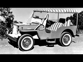Willys Jeep Surrey DJ 3A 1959