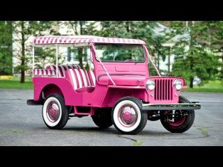 Willys Jeep Gala Surrey DJ 3A 1960