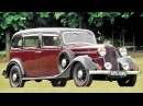 Vauxhall Big Six Limousine BXL '1933–38