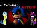 Обзор Sonic.exe - Чёрный котэ - 10 обзоров судьбы 1
