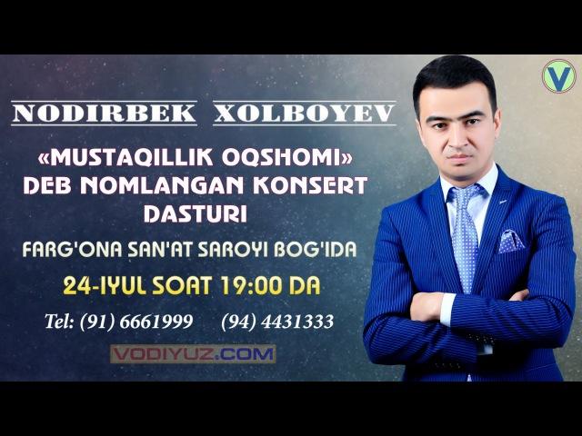 Nodirbek Xolboyev - Mustaqillik oqshomi deb nomlangan konsert dasturi 2016