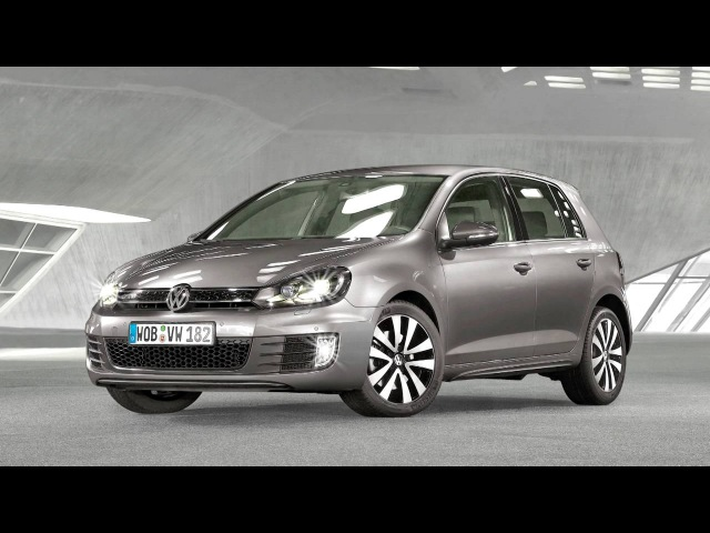 Volkswagen Golf GTD 5 door Typ 5K 2009–12