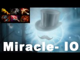 Miracle- Dota 2 AMAZING IO Mid Friends Party Game #dota2
