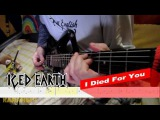 Iced Earth I Died For You Guitar Cover1