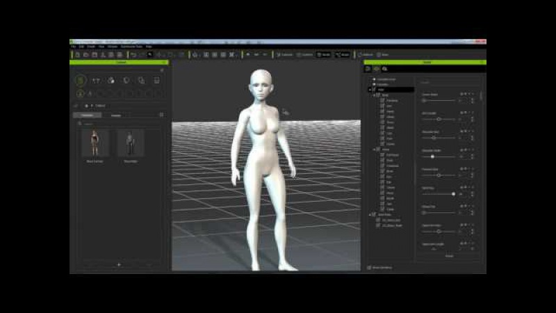 Character Creator Master Series - Pirate Creation Part 1: Designing a Base Mesh for CC