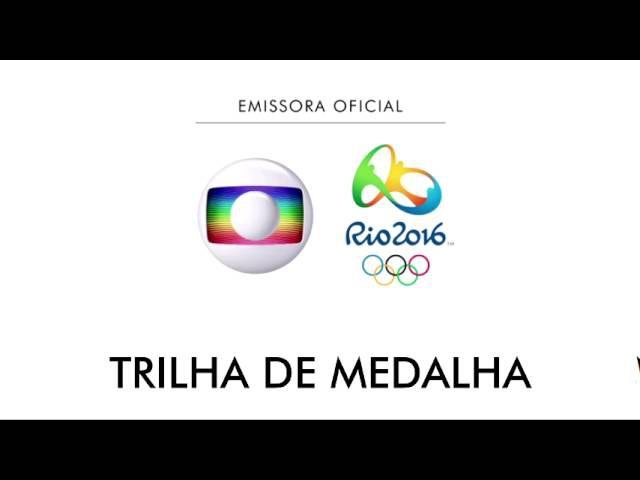 Globo - Trilha de medalha Rio 2016 - (Áudio 5.1)