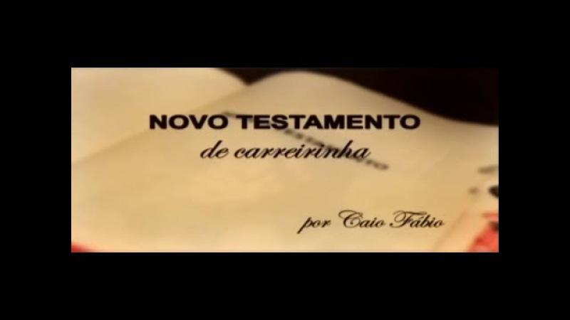 Novo Testamento de Carreirinha - João 15