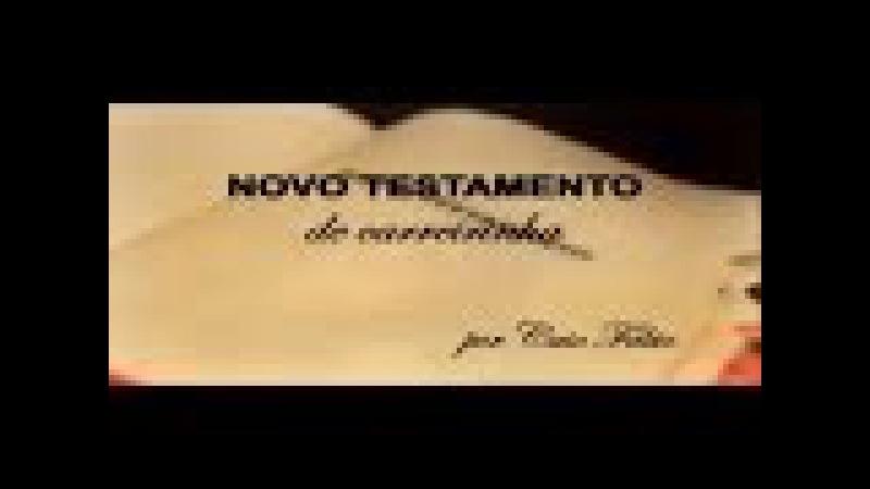 Novo Testamento de Carreirinha - João 16