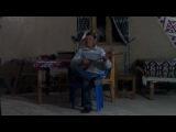 Песня казахского акына