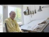 Wayne Thiebaud 'I Knew This Was Not a Good Career Choice'  Artist Studio Visit
