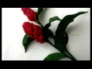 DIY craft tutorial How to make Paper flower Ginger by crepe paper Làm hoa gừng giấy nhún
