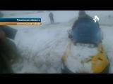 Мужчина подрался с инспекторами госохотнадзора в Рязани