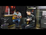 БИРТУРЛИ КЫЗ - ТОРЕГАЛИ ТОРЕАЛИ (Dombyra &amp Guitar cover)