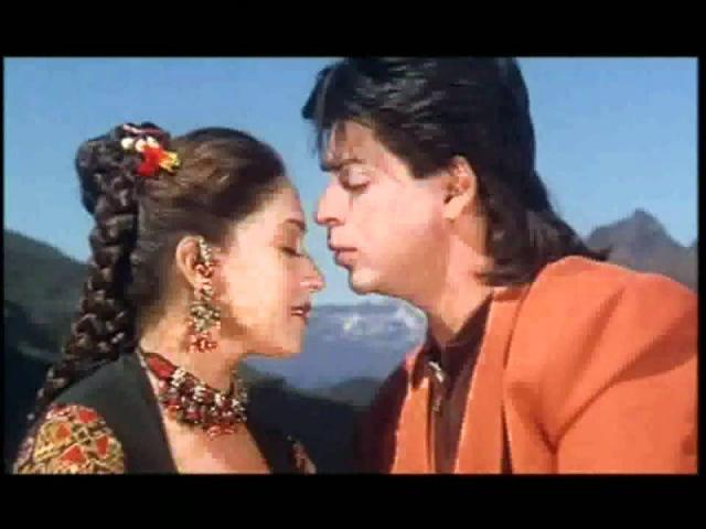 Ш. Кхан, песня Свидание из к/ф Немая любовь - Индия
