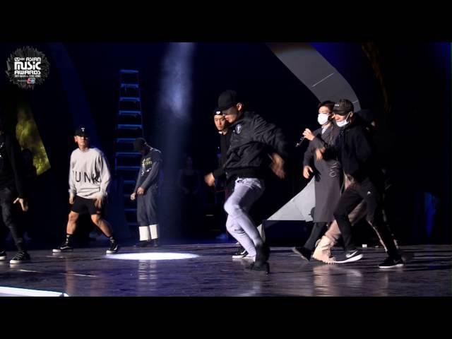 MAMA 2015 Backstage: Big Bang Bang, Bang, Bang Rehearsal