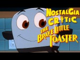 Disneycember: The Brave Little Toaster (rus vo G-NighT) / Nostalgia Critic Отважный маленький тостер