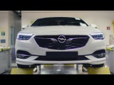 Opel Insignia GS 2018 Production, Assembly