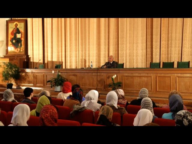 Основы православия (КПК в МПДА, 2013.06.22) — Осипов А.И.